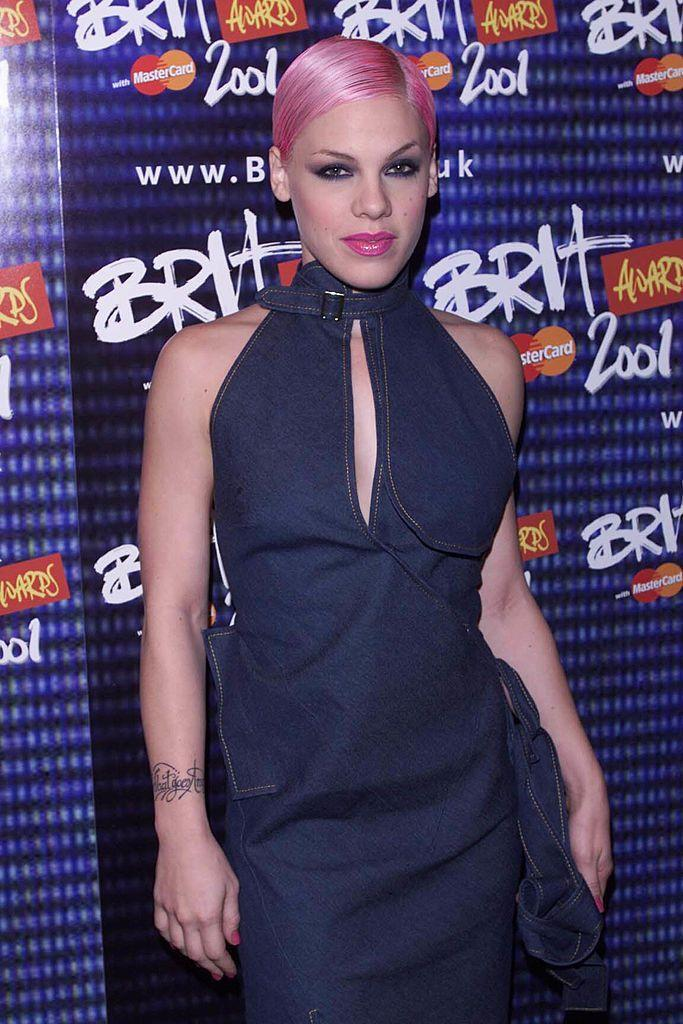 <p>The 'What About Us?' singer - who received the 'Outstanding Contribution To Music Award' at last year's ceremony and celebrated with a medley of her biggest hits - first attended the ceremony in 2000.</p>
