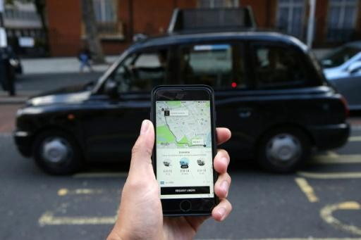 London to hear Uber appeal next year