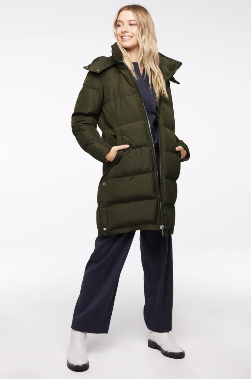 Mat and Nat Giada Puffer Jacket - $225 (originally $375)