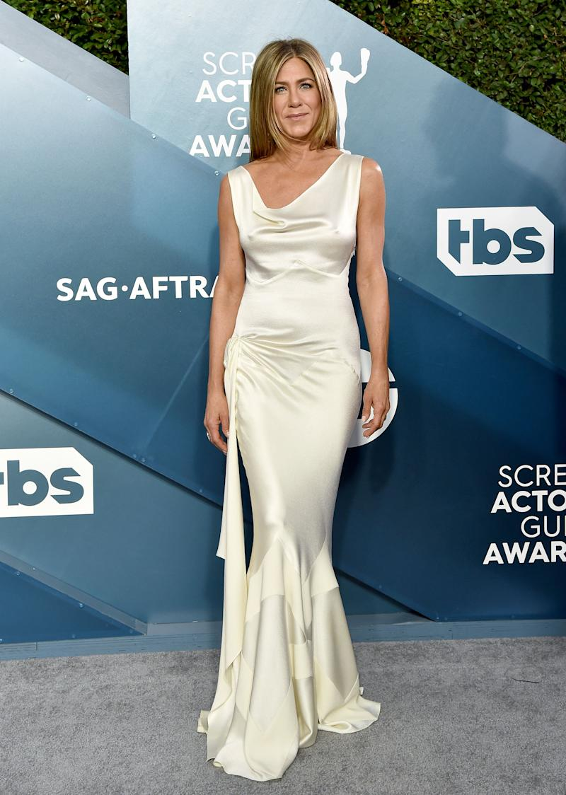 Jennifer Aniston at the SAG Awards