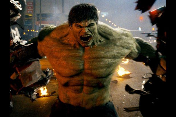every marvel movie ever ranked the incredible hulk