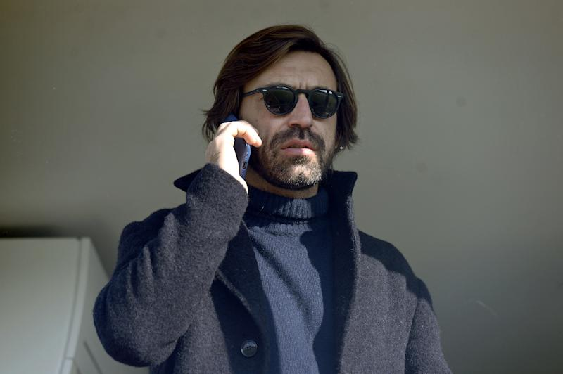 VINOVO, ITALY - DECEMBER 07: Andrea Pirlo during the Primavera 1 match between Juventus U19 and Torino U19 at Juventus Center Vinovo on December 7, 2019 in Vinovo, Italy. (Photo by Filippo Alfero - Juventus FC/Juventus FC via Getty Images)