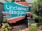"""<p><strong>Unclaimed Baggage</strong></p><p><a href=""""https://www.unclaimedbaggage.com/"""" rel=""""nofollow noopener"""" target=""""_blank"""" data-ylk=""""slk:The Unclaimed Baggage Center"""" class=""""link rapid-noclick-resp"""">The Unclaimed Baggage Center</a> in Scottsboro, Alabama, is exactly how it sounds—a thrift shop filled with items from lost baggage after the waiting period expired to claim it. What started as a part time business in 1970 has grown to a store the size of a full city block with more than 7,000 new items added every day. There have been some unique items including: a full suit of armor, gemstones, and even a live rattlesnake. If you're not planning a trip to Alabama soon, good news! You can now <a href=""""//www.countryliving.com/shopping/a33140808/unclaimed-baggage-offering-online-shopping/"""" data-ylk=""""slk:shop online"""" class=""""link rapid-noclick-resp"""">shop online</a>. </p>"""