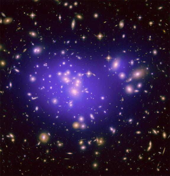 Right Again, Einstein! New Study Supports 'Cosmological Constant'