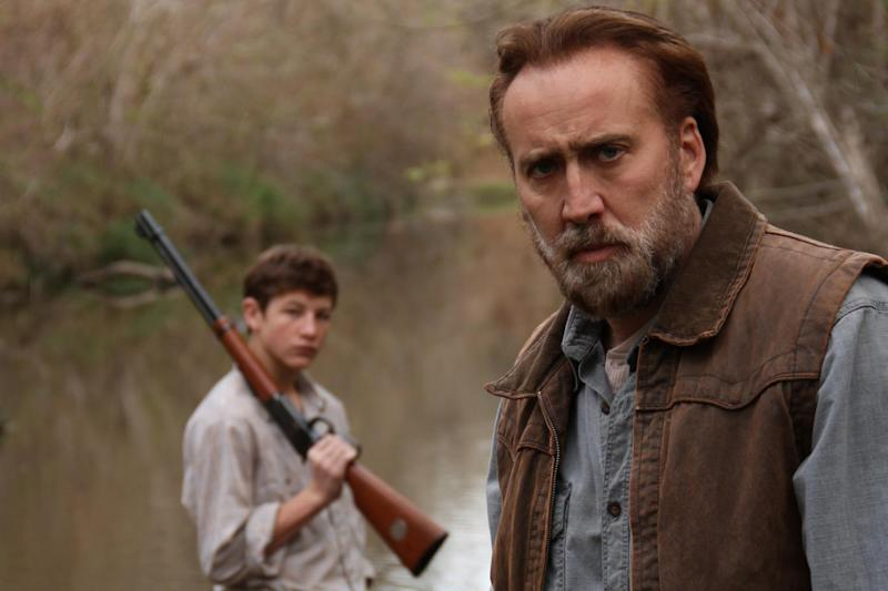 Future Director: Cage plans to switch acting in films to directing them