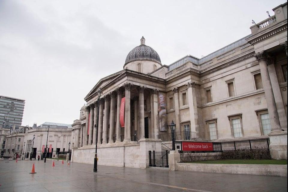National Portrait Gallery   (PA)
