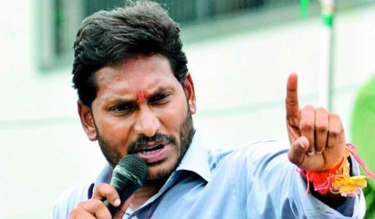 BJP begins backchannel talks to gain Jagan's nod