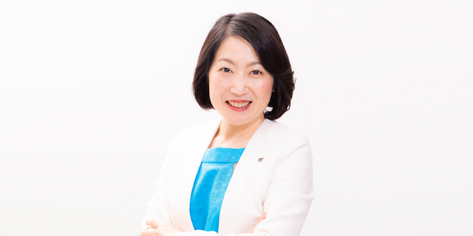 4) Masami Katakura, Chairwoman & CEO, EY ShinNihon. Photo: EY ShinNihon