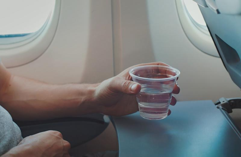 Airplane Water Is So Bad That You Shouldn't Even Wash Your Hands, Study Finds