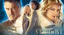"""<p>For those searching for a more fantasy, sci-focused romance, <em>Stardust </em>provides a magical escape and a romantic plot. When the main character sets off to retrieve a fallen star, he finds a beautiful woman instead and a big adventure follows.</p><p><a class=""""link rapid-noclick-resp"""" href=""""https://www.netflix.com/watch/70054920?trackId=254986071&tctx=5%2C12%2C72120aa6-5553-4e6a-a0e4-39fd32bf4793-13315773%2Ca8ed29ec-b206-4148-ba3b-7cbf385ff09e_12148811X28X3052090X1607718788637%2Ca8ed29ec-b206-4148-ba3b-7cbf385ff09e_ROOT%2C"""" rel=""""nofollow noopener"""" target=""""_blank"""" data-ylk=""""slk:STREAM NOW"""">STREAM NOW</a> </p>"""