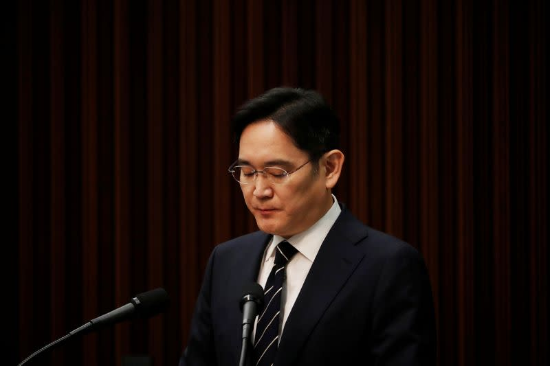 Samsung leader Jay Y. Lee indicted in S.Korea on allegations linked to 2015 merger