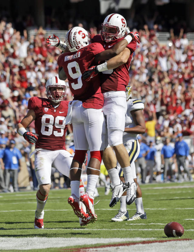 No. 8 Stanford getting relief ahead of key games