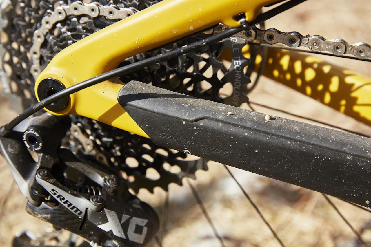 <p>Spin up even the steepest grades with the wide range SRAM XG1295 Eagle 10-50T cassette.  </p>