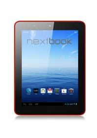 E FUN and VUDU Bring Red Nextbook Android Tablets to Walmart Stores for Valentine's Day