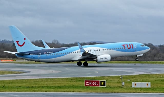 TUI refunds