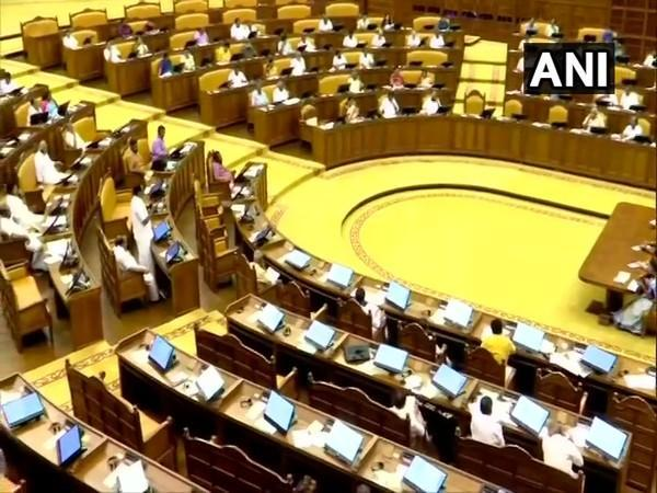 Kerala Assembly (Photo/ANI)