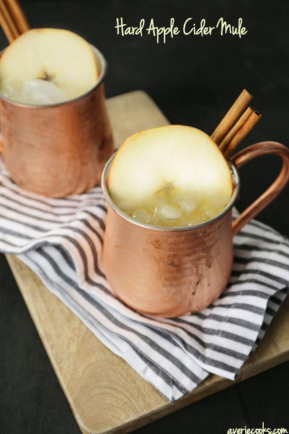 """<p>Use your favorite hard cider as a substitute for vodka in this Moscow mule. </p><p><strong>Get the recipe at <a href=""""https://www.averiecooks.com/hard-apple-cider-mule/"""" rel=""""nofollow noopener"""" target=""""_blank"""" data-ylk=""""slk:Averie Cooks"""" class=""""link rapid-noclick-resp"""">Averie Cooks</a>.</strong></p><p><a class=""""link rapid-noclick-resp"""" href=""""https://go.redirectingat.com?id=74968X1596630&url=https%3A%2F%2Fwww.walmart.com%2Fbrowse%2Fhome%2Fmoscow-mule-mugs%2F4044_623679_639999_6972768_1658891&sref=https%3A%2F%2Fwww.thepioneerwoman.com%2Ffood-cooking%2Fmeals-menus%2Fg33510531%2Ffall-cocktail-recipes%2F"""" rel=""""nofollow noopener"""" target=""""_blank"""" data-ylk=""""slk:SHOP MOSCOW MULE MUGS"""">SHOP MOSCOW MULE MUGS</a> </p>"""