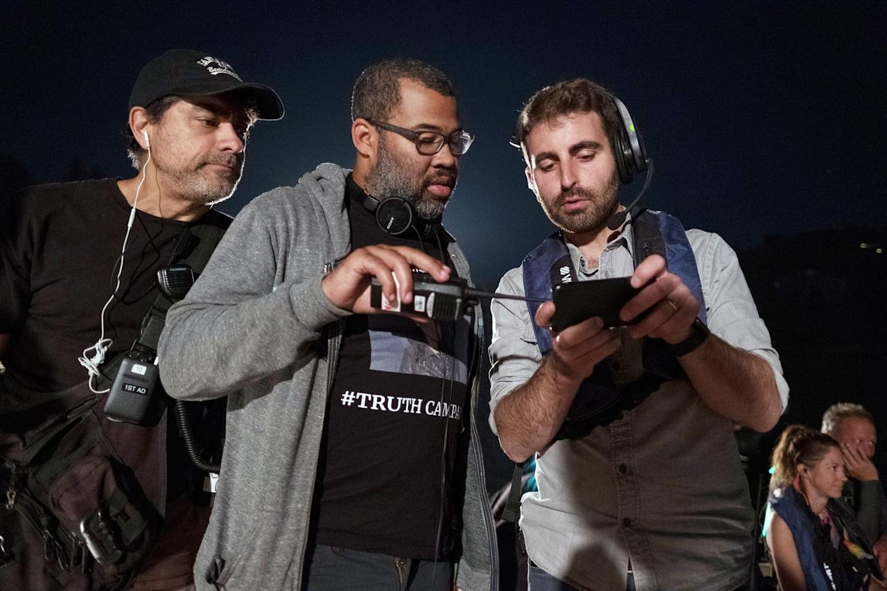 """<p>If you told us five years ago that the hilarious Jordan Peele of the <b>Key &amp; Peele</b> sketch comedy show would go on to be one of the breakout sensations of the horror genre, we probably would have called you crazy. And yet, the last few years have proven that Peele is a champion of the psychological thriller, thanks to his directorial debut <b>Get Out </b>(2017), and his followup film <b>Us</b> (2019). Did we mention he's also the host of CBS' <b>The Twilight Zone</b> reboot? It doesn't get scarier than that. Up next for the talented filmmaker is a remake of horror film <b><a href=""""http://collider.com/candyman-filming-begins-jordan-peele/"""" target=""""_blank"""" class=""""ga-track"""" data-ga-category=""""Related"""" data-ga-label=""""http://collider.com/candyman-filming-begins-jordan-peele/"""" data-ga-action=""""In-Line Links"""">Candyman</a></b>, which he co-wrote with Win Rosenfeld.</p>"""