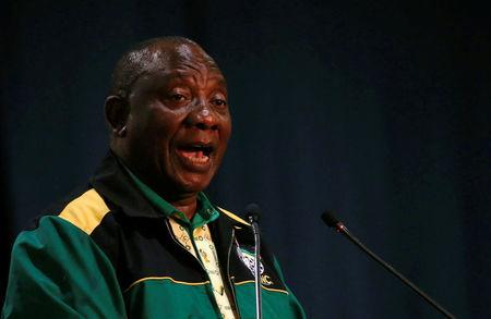 Image result for New ANC leader Ramaphosa pledges to fight corruption