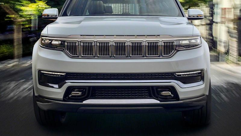 Jeep Grand Wagoneer Concept Exterior 04 Lifestyle
