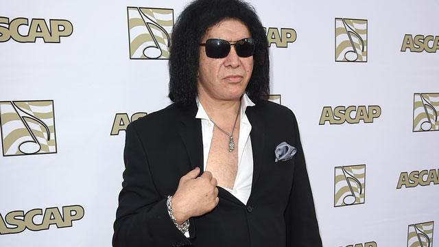 Police Search Gene Simmons' Home, Reportedly for Child Pornography