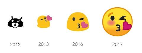 Google has redesigned its emoji - Credit: Emojipedia