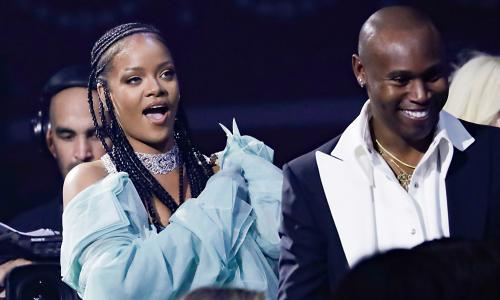 Rihanna's Fenty label wins Urban Luxe prize at Fashion Awards