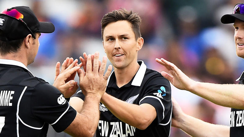 New Zealand's premier bowler Trent Boult could be set for a return for the Boxing Day Test. (Getty Images)
