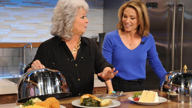 Paula Deen's 6 Eating Rules to Shed Pounds