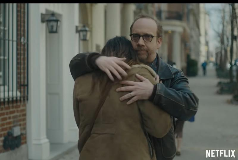 Scene from the Netflix movie Private Life
