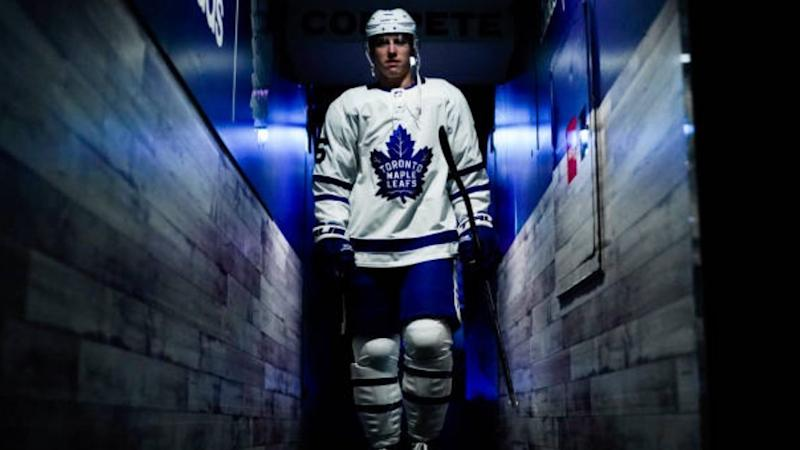 eb78ae7d7dd Marner s agent tries to put out fire from Maple Leafs  lowball  comments