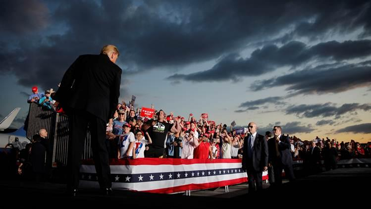 Donald Trump, Pennsylvania, Fred Keller, Donald Trump news, Donald Trump campaigning