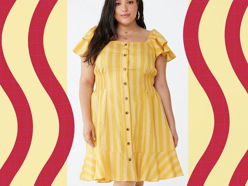 12 Of The Cutest Plus Size Sundresses Under $50