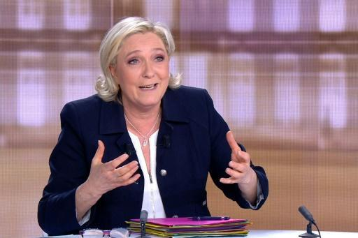France's far-right takes stock of vote failure