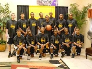 The 2008 Southside Baptist basketball team — Chris Villiars photo
