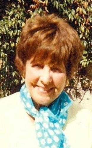 Glenys in the early 1990s