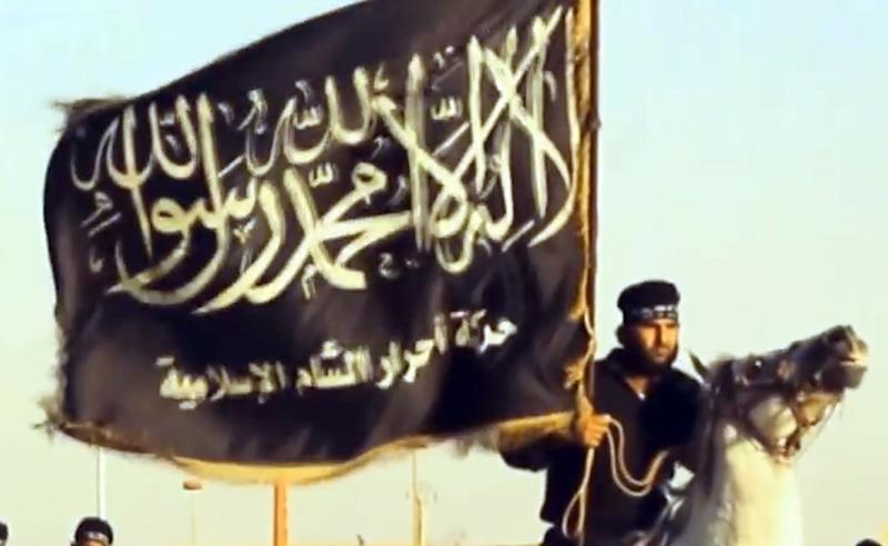 The Islamist Ahrar al-Sham rebel group say they will never work with the Syrian regime (AFP Photo/-)