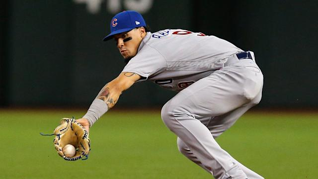 Baez is out to prove he's one of the game's elite shortstops.
