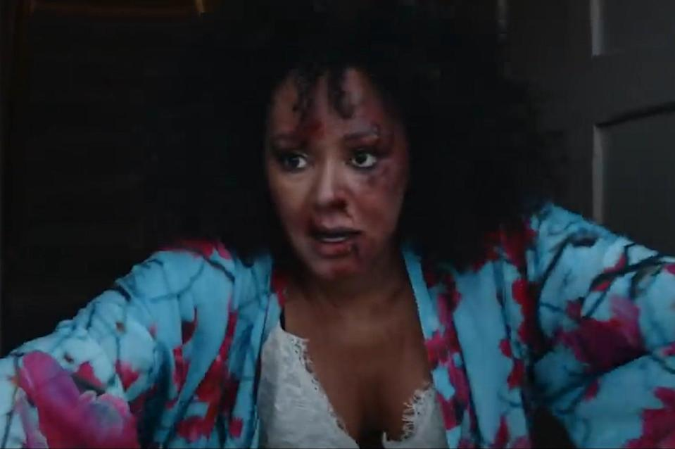 Mel B features in a video on domestic abuse for charity Women's AidWomensAid