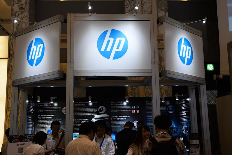 Xerox considering takeover of HP, according to report