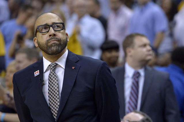 Grizzlies coach David Fizdale has strong opinions on the tragic events in Charlottesville, the president's response to them, and how the city of Memphis should proceed. (AP)