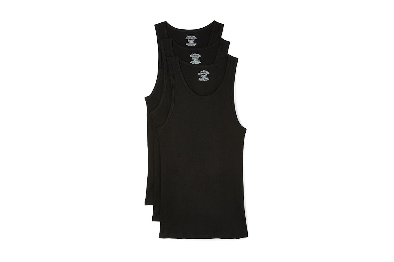 "$40, East Dane. <a href=""https://www.eastdane.com/cotton-classic-pack-ribbed-tank/vp/v=1/1569949070.htm?colorId=12867"">Get it now!</a>"