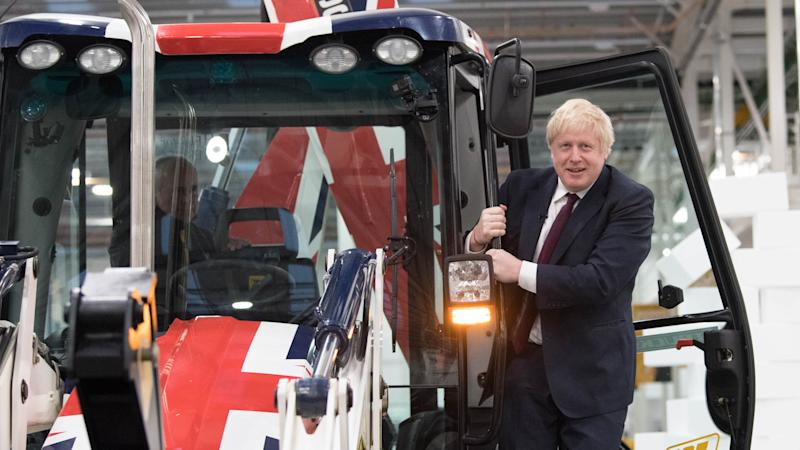 Boris Johnson outlines main pledges ahead of final day on campaign trail