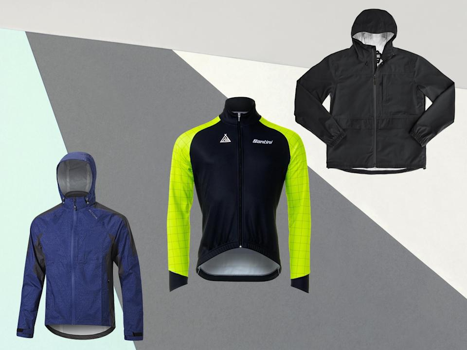 If you're commuting, look out for jackets with a more generous cut that allow you to wear ordinary clothes underneath (The Independent/iStock)