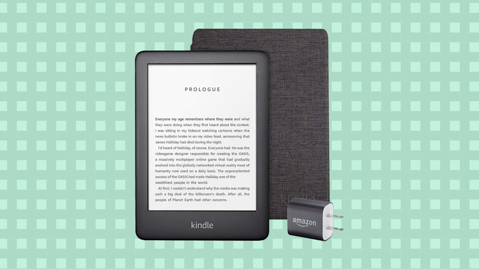 Save $ 45 on the Kindle Essentials Bundle.  (Photo: Amazon)