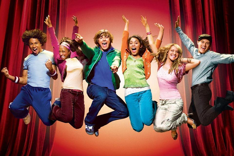 "<p>It's impossible to watch <em>High School Musical</em> too many times, and Disney+ subscribers are in luck if they want to make this one part of their NYE celebration. After all, Troy (Zac Efron) and Gabriella (Vanessa Hudgens) meet and sing together for the first time at a New Year's Eve party.</p><p><a class=""link rapid-noclick-resp"" href=""https://go.redirectingat.com?id=74968X1596630&url=https%3A%2F%2Fwww.disneyplus.com%2Fmovies%2Fhigh-school-musical%2F1Wh1xI8luhe4&sref=https%3A%2F%2Fwww.cosmopolitan.com%2Fentertainment%2Fmovies%2Fg14505050%2Fnew-year-movies%2F"" rel=""nofollow noopener"" target=""_blank"" data-ylk=""slk:Watch"">Watch</a></p>"