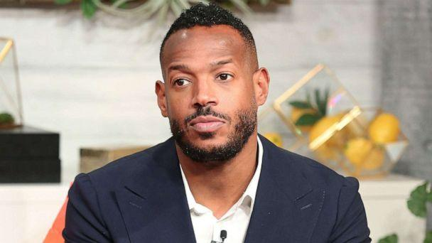 PHOTO: In this Aug. 15, 2019, file photo, Marlon Wayans appears on BuzzFeed's 'AM to DM' show in New York. (Monica Schipper/Getty Images, FILE)
