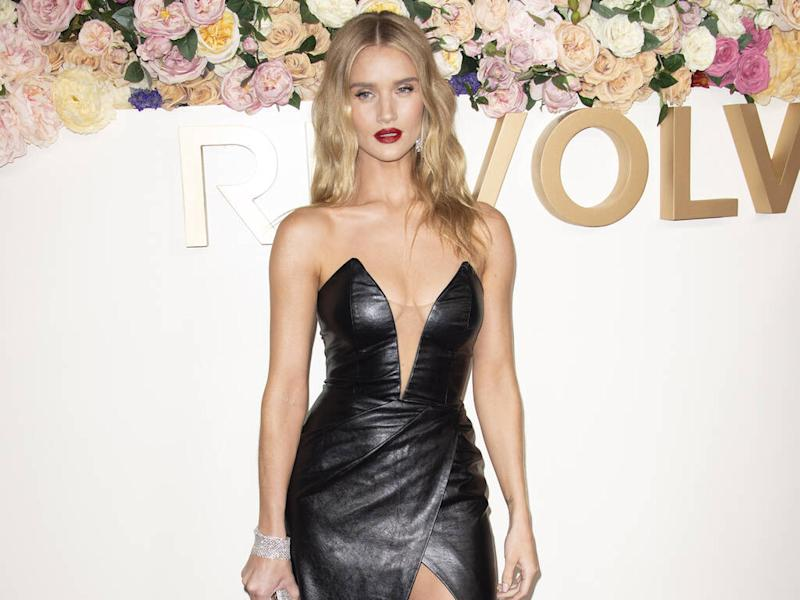 Rosie Huntington-Whiteley 'redefined her identity' after becoming a parent