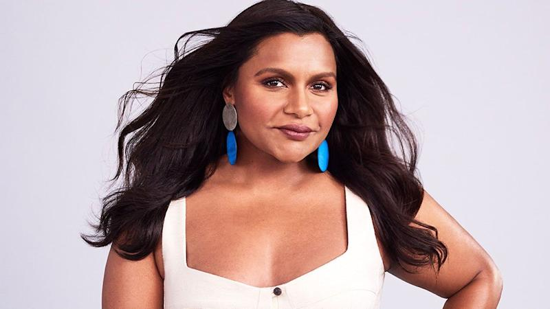 Mindy Kaling Champions Body Confidence Just in Time for Swimsuit Season