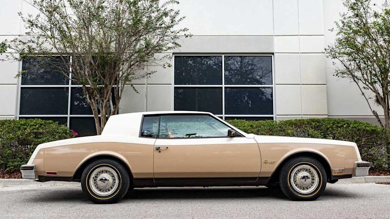 Clear The Garage For This Rare 1983 Buick Riviera XX Anniversary
